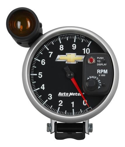 tacometro autometer 880445 chevrolet 10.000 rpm