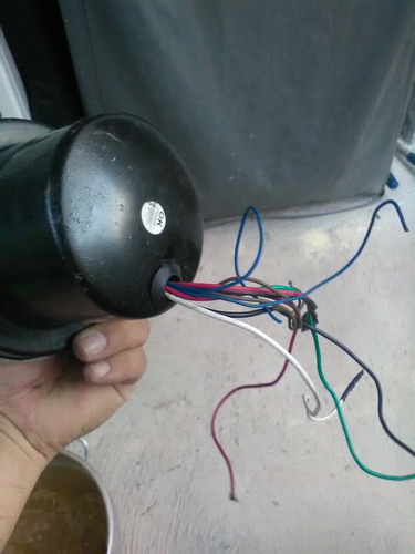tacometro autometer sport comp ii (dañado) se ilumina