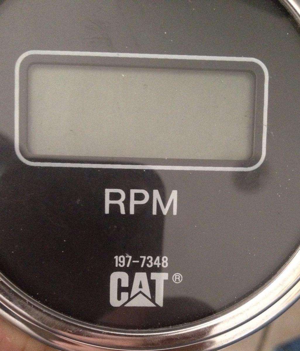 Tacometro Caterpillar 1977348 197-7348 Tachometer-electronic