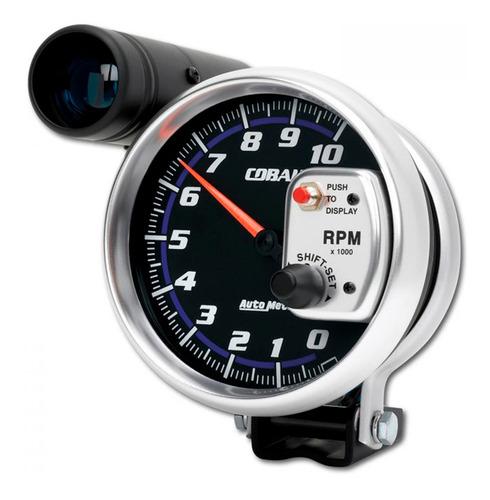 tacómetro cobalt 6299 5´ 10000 rpm autometer
