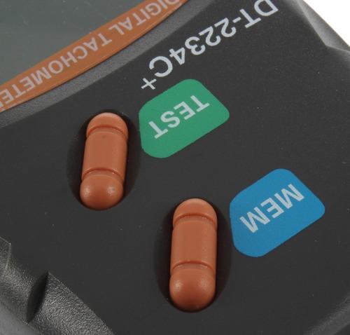 tacómetro digital láser medidor rpm a dist | envio gratis|