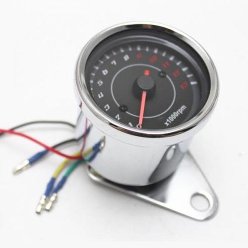 tacómetro digital led panel de instrumentos motocicleta ale
