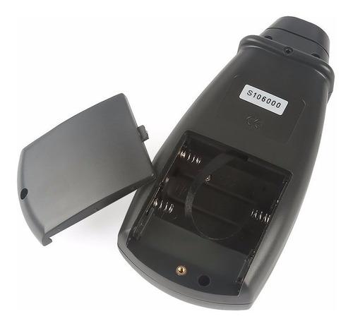 tacometro digital medidor portatil rpm cuenta vueltas motor mecanica taller laser