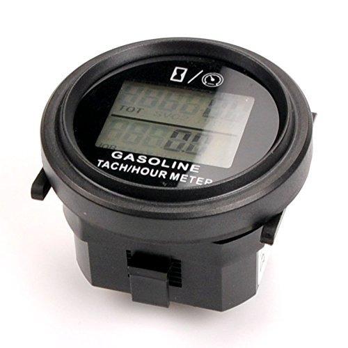 tacómetro inductivo runleader rl-hm005l p/motor a gasolina