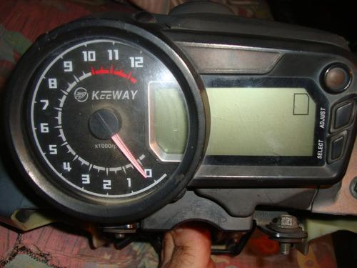 tacometro rkv speed 200