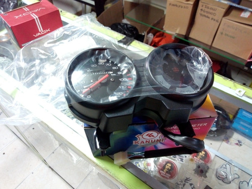 tacómetro velocímetro honda hero 100