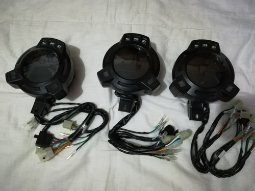 tacometros o velocimetros digitales de agility