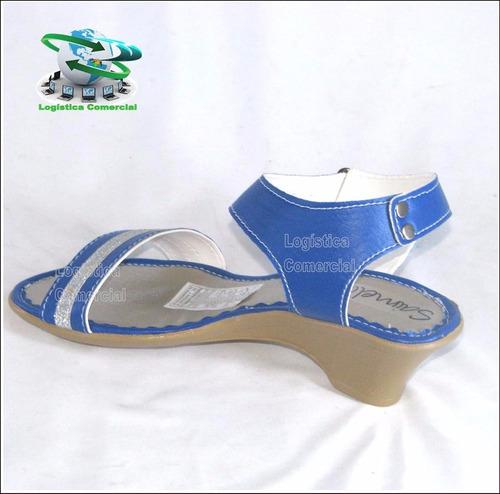 tacon mujer sandalia con