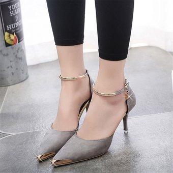 tacón mujer zapato