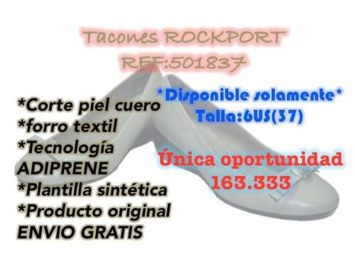 tacones 501837 rockport producto original , envio gratis.