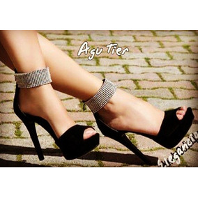 85c408abe27c3 Zapatos Tacones Plataforma Para Adolescentes - Mercado Libre Ecuador