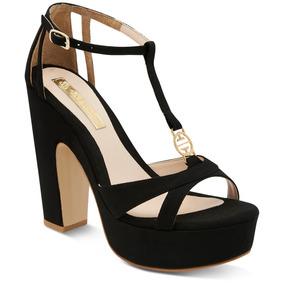 Moda Verano Shoes Tacones Mega Primavera Ro3258 2019 De nOXPw80k