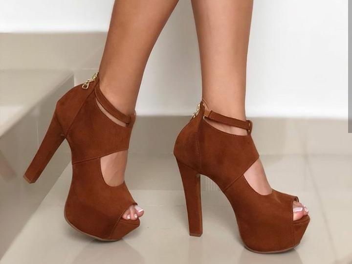 07c5023809 Tacones Para Dama Calzado Mujer Elegante Moda Femenina - $ 196.000 ...