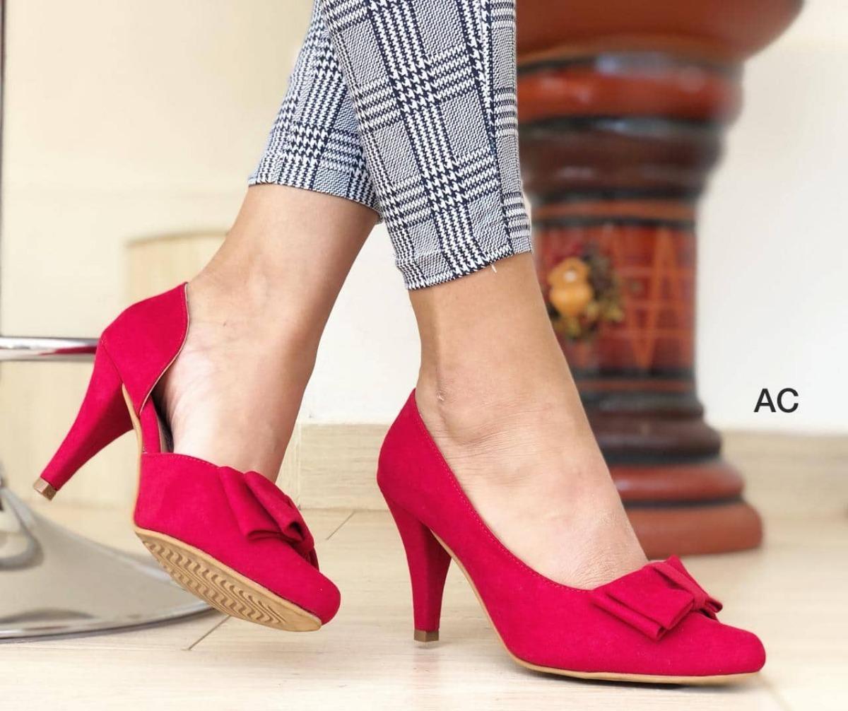 comprar popular 5c315 43f2b Tacones Para Mujer, Plataformas Para Dama, Zapatillas Altas
