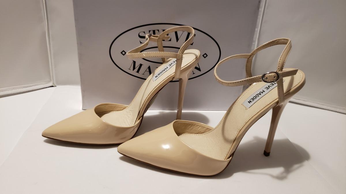 a47002c529d Zapatos Zapatillas Tacones Steve Madden Fantasia Pewter Nude ...