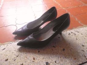 82a49fca9e Zapatos Damas Tacon Bajo Elegantes - Zapatos Mujer en Mercado Libre ...
