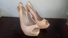 6f9117b2 Sandalias Zara Usadas - Zapatos Mujer Sandalias, Usado en Mercado ...
