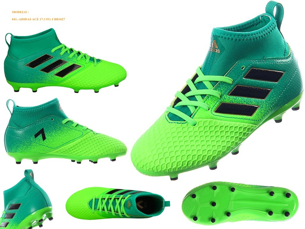 ... zapatos fútbol 2f678 ee52b  denmark tacos adidas ace 17.3 fg j bb1027  johnsonshoes envio gratis. cargando zoom. 910af 9b0ba9d37f9c4