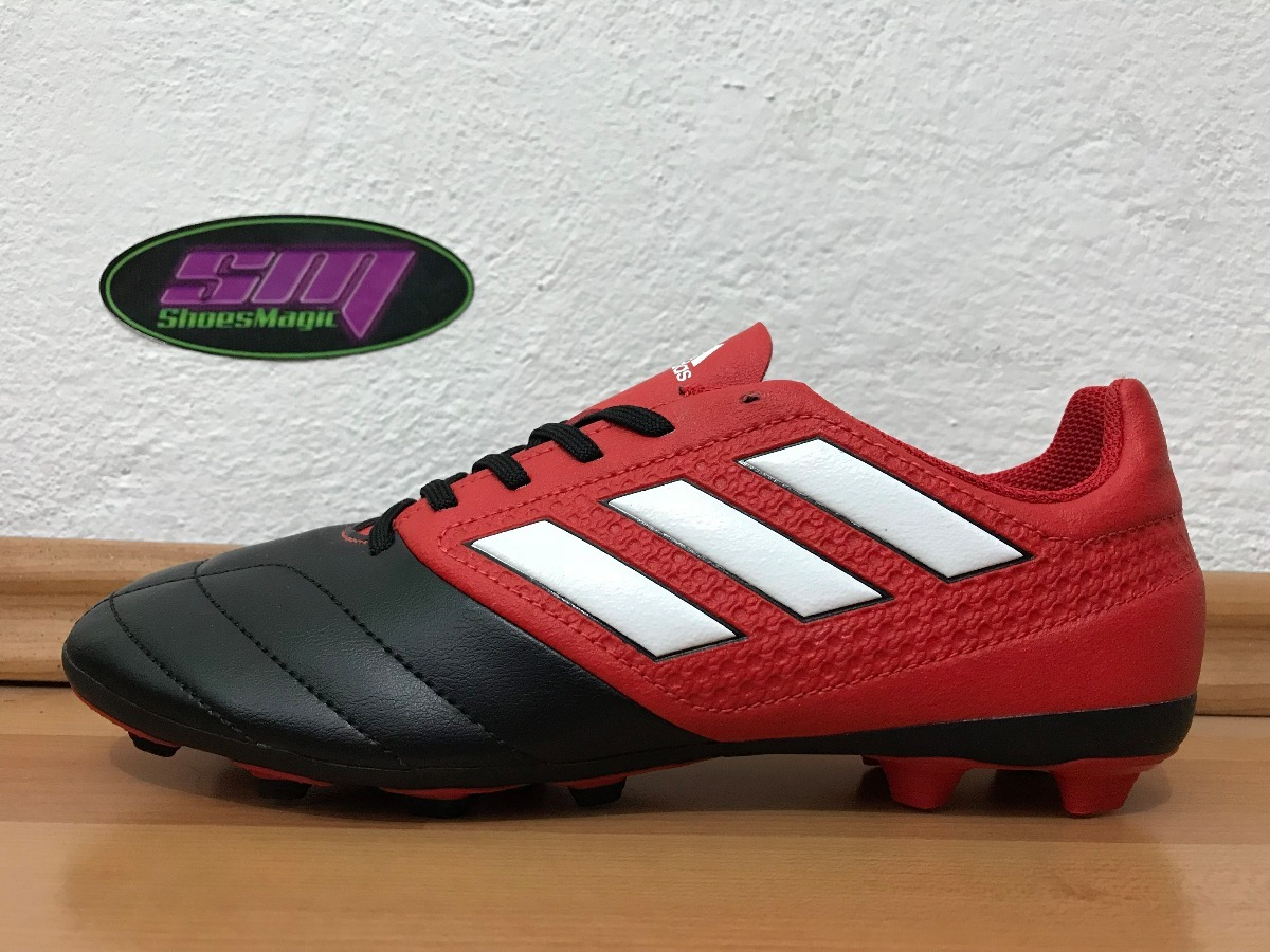 Tacos adidas Ace 17.4 Para Niño Futbol Soccer -   545.00 en Mercado ... 012f0b8508950