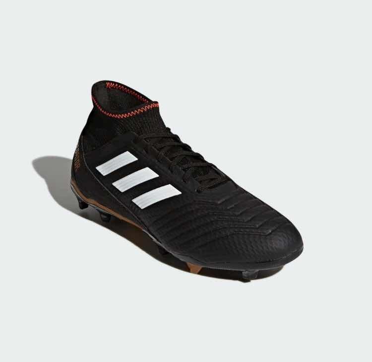 Tacos adidas Futbol Predator 18.3 ( 8.5 Mx) Con Su Caja Orig ... fd01d2a63d4ce