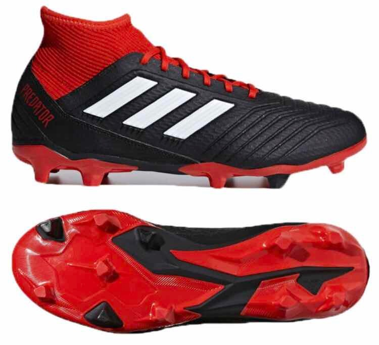Tacos adidas Futbol Predator 18.3 Fg.  26 Mx Con Su Caja ... 5ab332efe9a33