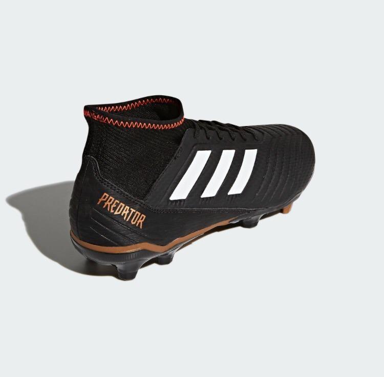 Tacos adidas Futbol Predator Fg  8.5 Mx + Caja + Envio Grati -   1 ce9367d464aa9