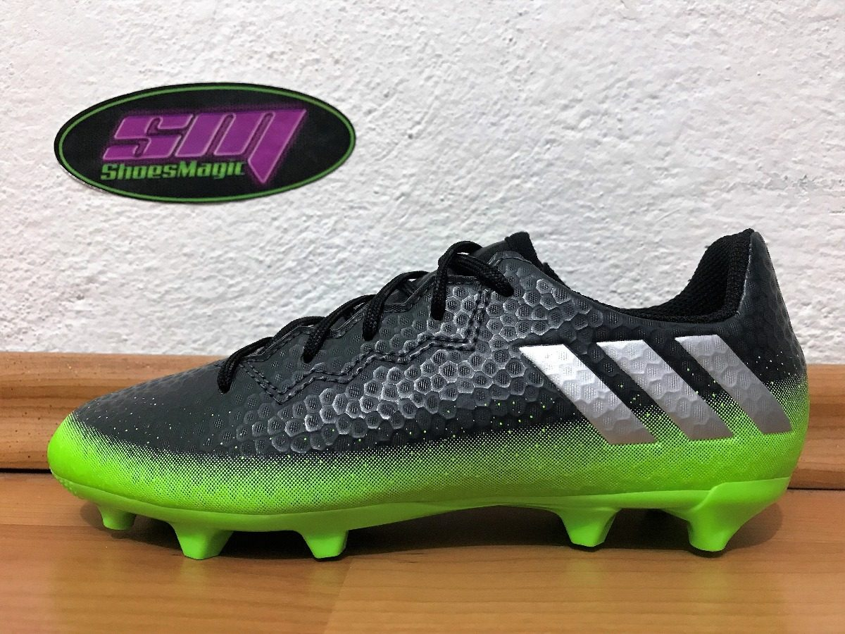Tacos adidas Messi 16.3 Para Niño -   545.00 en Mercado Libre 5fdad069f1336