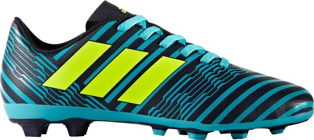Tacos adidas Nemeziz 17.4 De Niño Futbol Soccer -   545.00 en ... 4a018c57d9b46