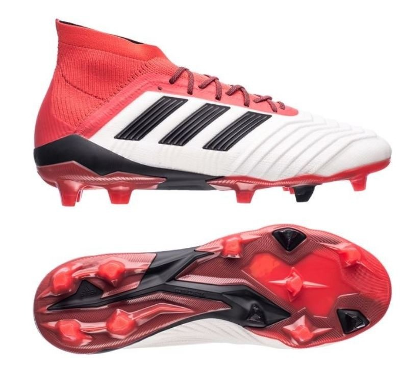 new styles 58f88 5f618 ... denmark tacos adidas predator 18.1 fg ag cold blooded envio gratis  19cce bd035