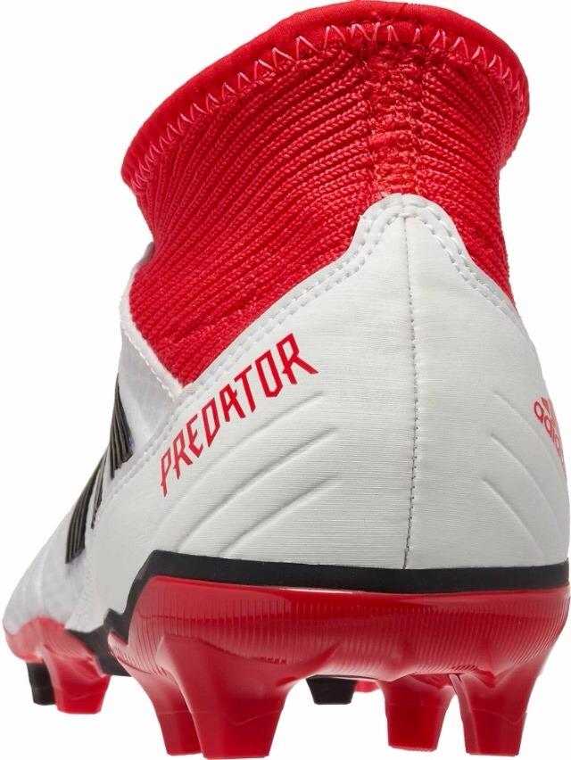 tacos adidas predator 18.3 fg blanco.  8.5 mx + envio gratis. Cargando zoom. 5d31fcf48d578