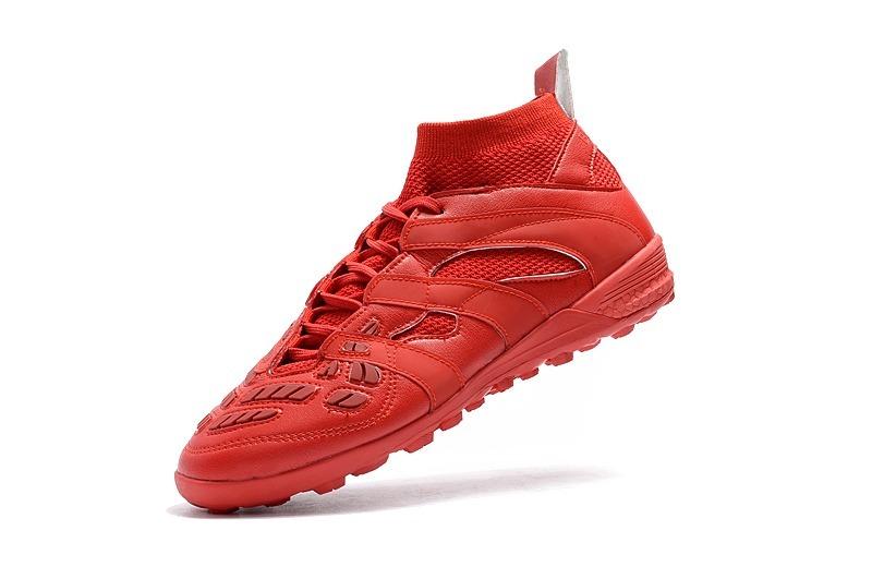 cheap for discount 45000 a2f4e ... new style tacos adidas predator accelerator db tf red. cargando zoom.  f62f1 8edd8