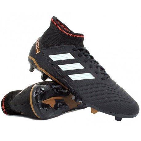 02ef5d428bcc7 ... 18 fg black 3e824 972bf  amazon tacos adidas predator negro talla 8.5  04761 eca18