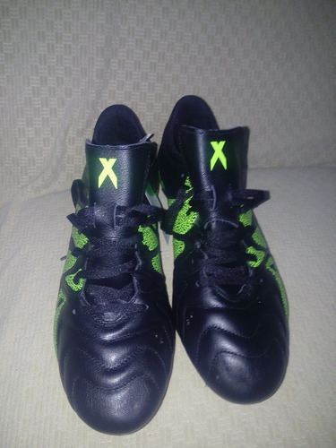 tacos adidas x 15.3 leather fg
