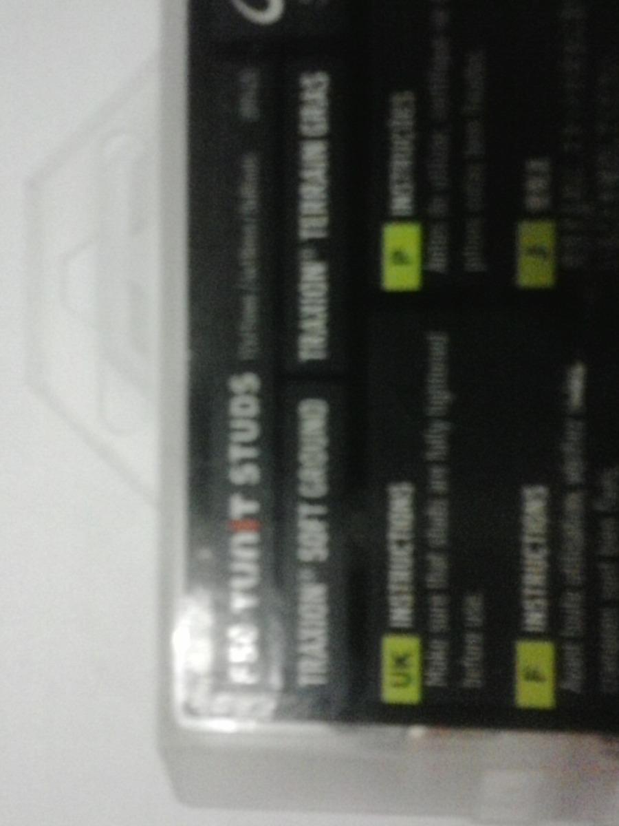 tacos atornillables de football adidas f-50 tunin aluminio. Cargando zoom. 871721459aa8b
