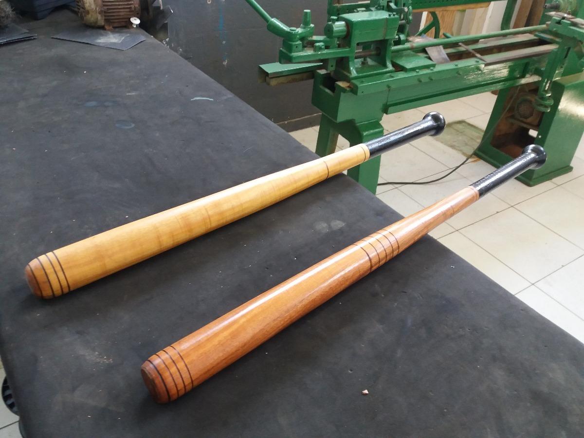 tacos baseball personalizados 85 cm madeira maciça. Carregando zoom. a3746933516ea