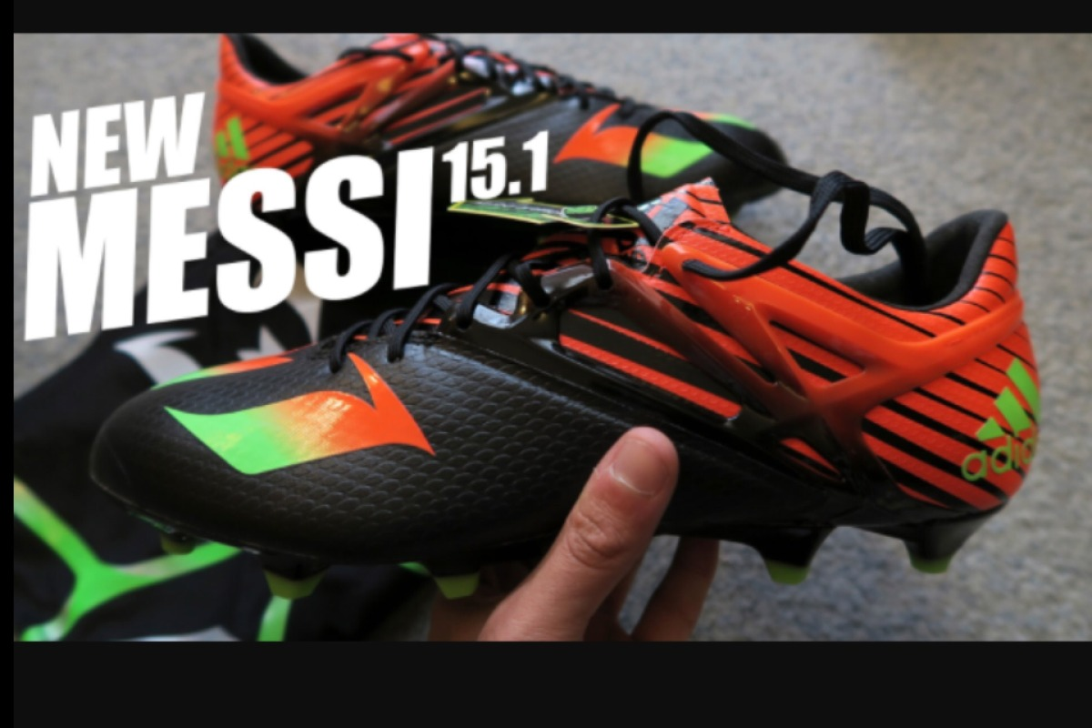 b775f6e45c0cf tacos botas fútbol originales adidas leo messi adizero 15.1. Cargando zoom.