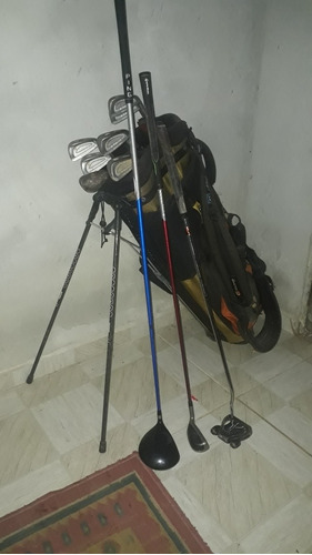 tacos d golf driver ping patter spider