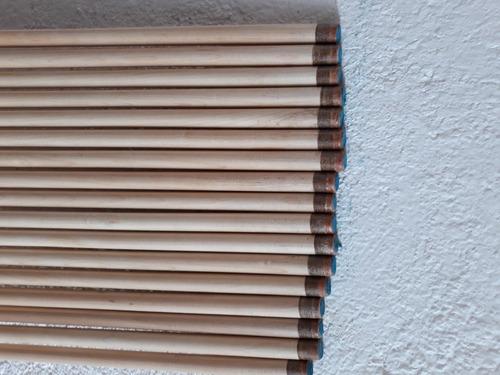 tacos de billar combo 6 piezas de maple envio gratis