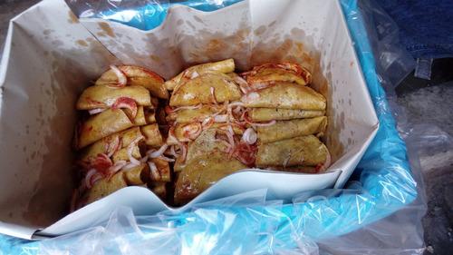 tacos de canasta 1000 envío gratis  $1.90