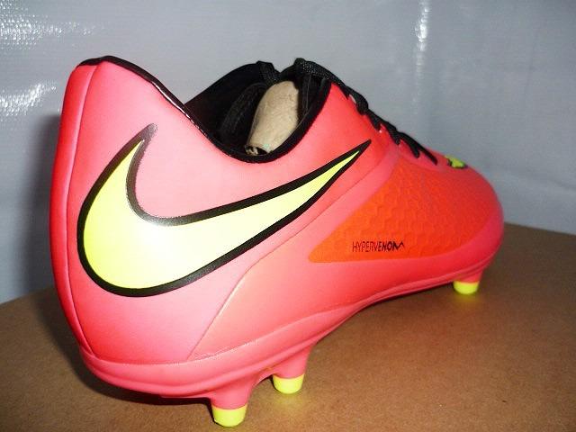 Tacos De Futbol Nike Hypervenom Phelon Fg Coral -   500.00 en ... e892132ccf6b6