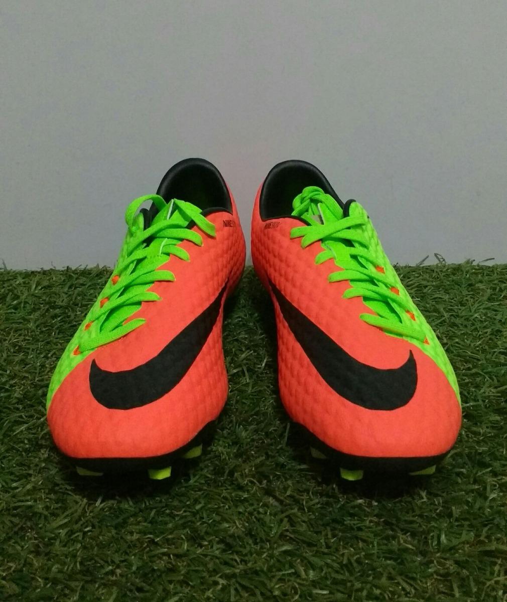 Tacos De Fútbol Nike Hypervenom Phelon Iii Fg -   850.00 en Mercado ... 5f3acebc9ac63