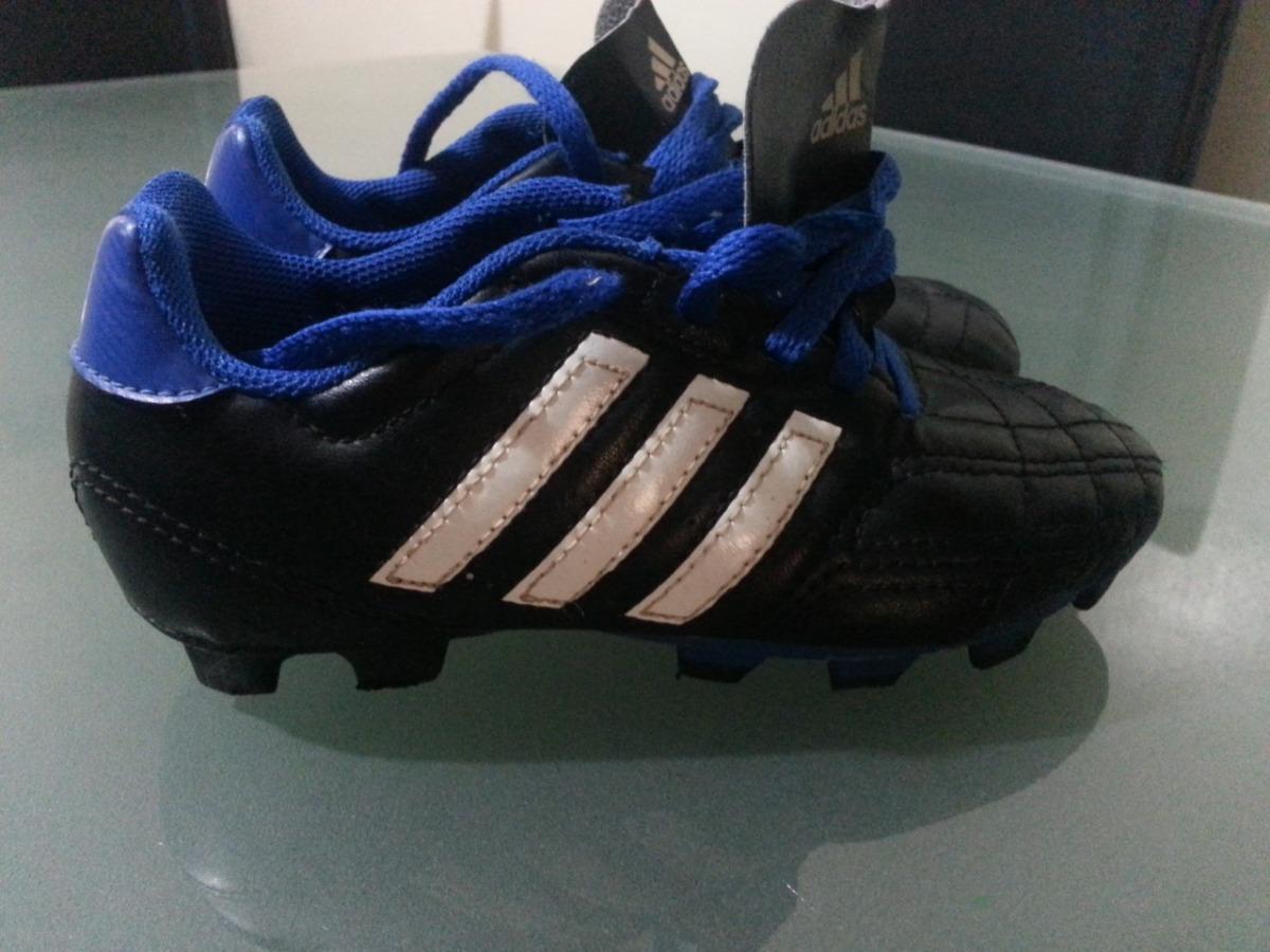bcd43c71 Tacos De Futbol Para Ninos Adidas Numero 31 Originales Bs 3 900