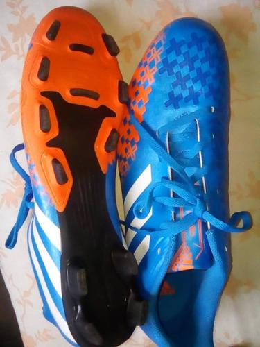 tacos fútbol adidas
