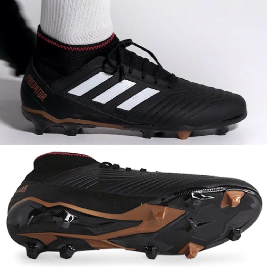 tacos futbol adidas predator 18.3 fg  8.5 mx + caja + envio. Cargando zoom. 1ce2d321d86f5