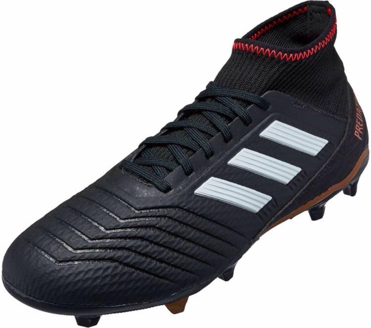 Tacos Futbol adidas Predator 18.3 Fg  8.5 Mx + Caja + Envio ... 547e9969c724d