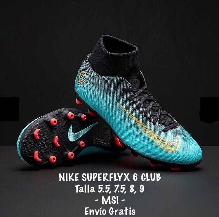 Tacos Fútbol Cr7 Nike  b77f9745d99f1