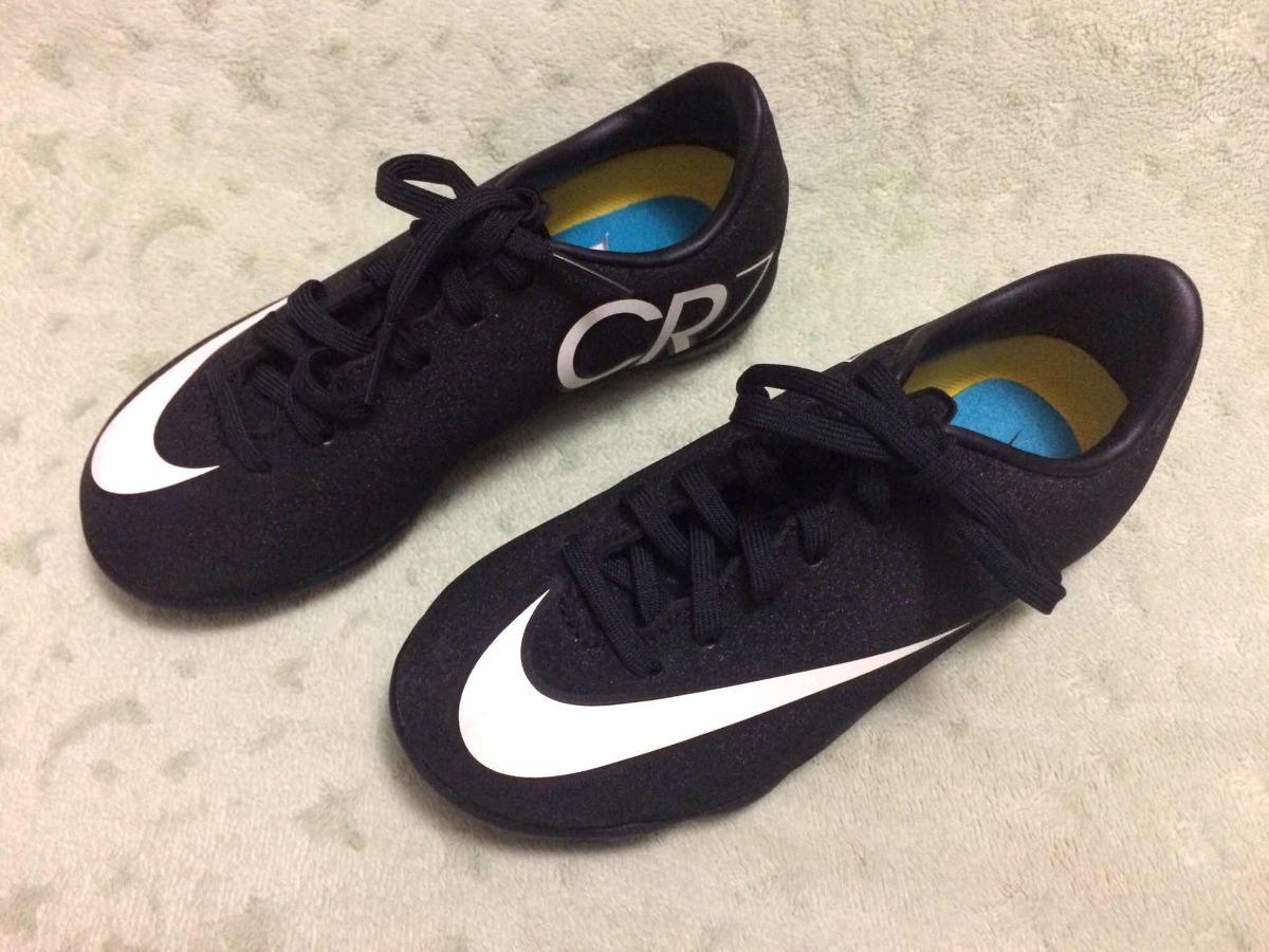 00 Deportivos Tacos Negro 2 Niño Bs 500 Futbol Nike Cr7 Zapatos BwwAfv7qY