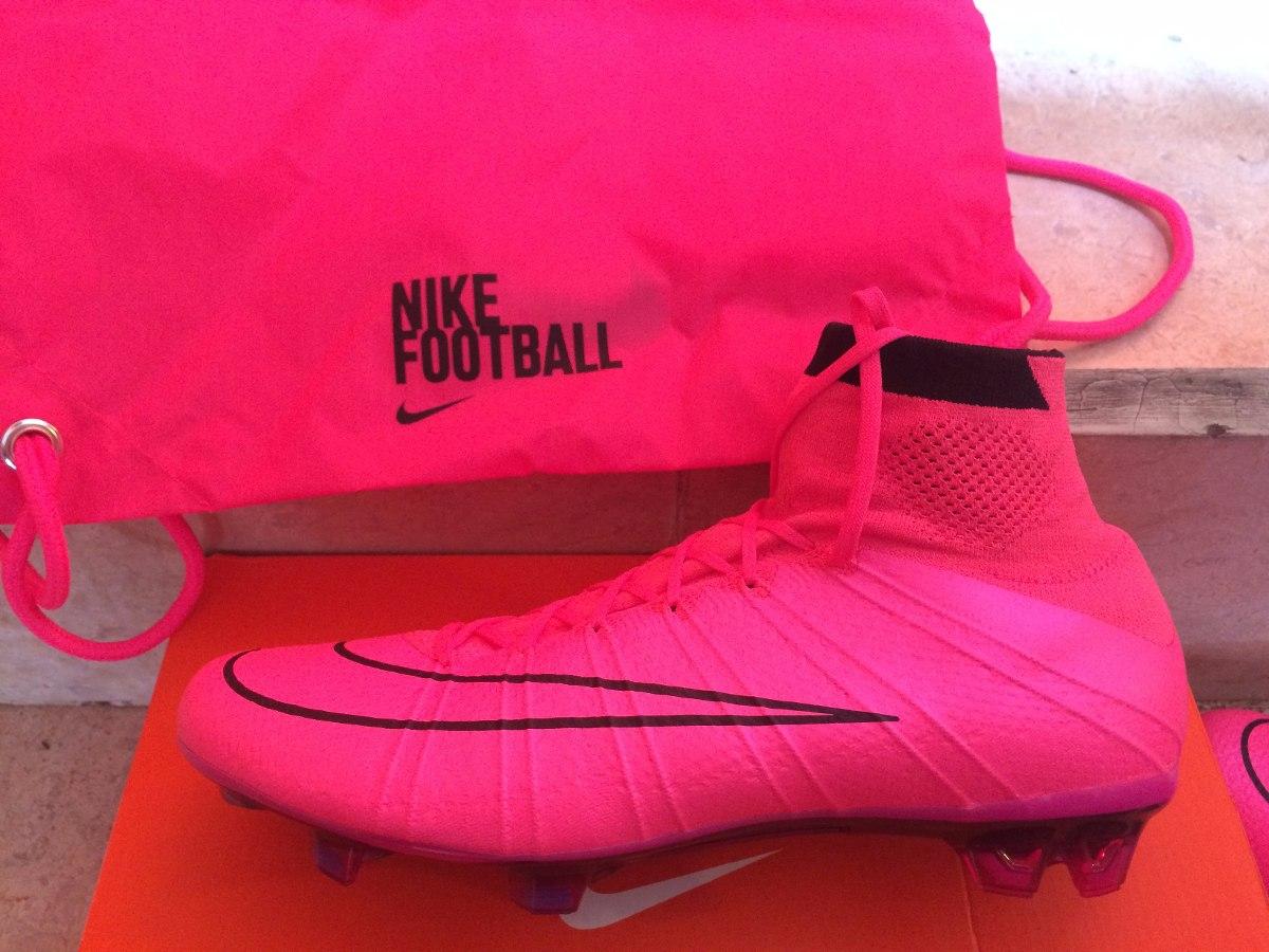 9d7159656cc50 Tacos Futbol Nike Mercurial Vapor Acc Superfly Fibra Carbono ...