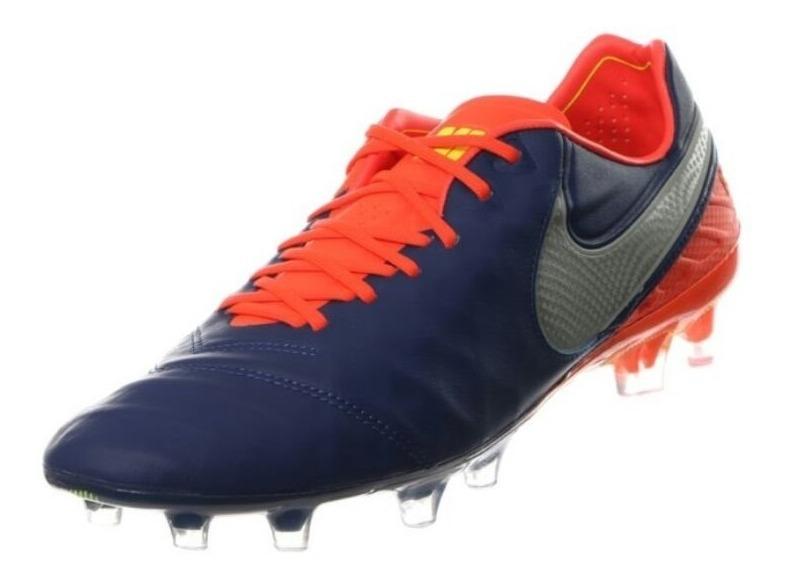 separation shoes 4f43f 4f804 Tacos Futbol Nike Tiempo Acc 100 % Originales. Envío Gratis