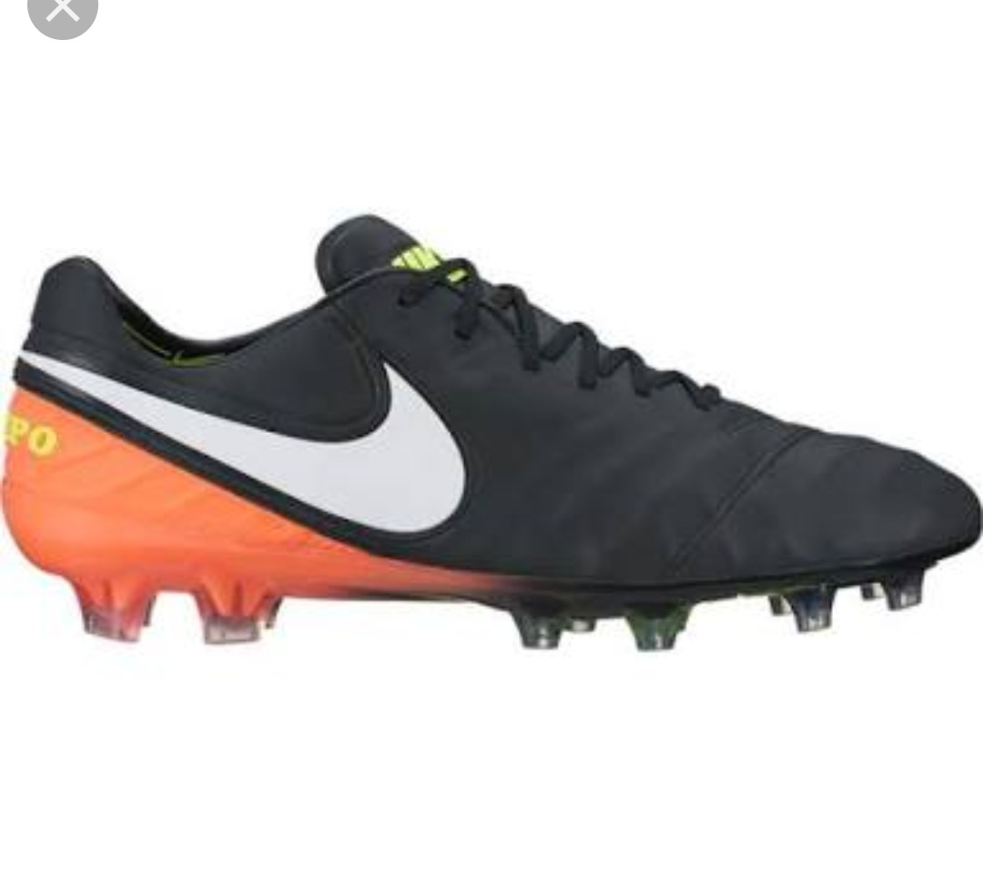 the latest 979b6 2f3d2 Tacos Futból Nike Tiempo Legend Acc Talla 30 Mex.
